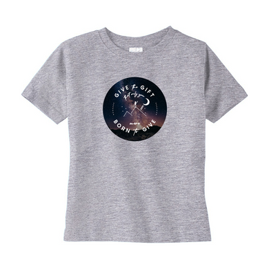 Give the Gift toddler t-shirt (Milky Way)