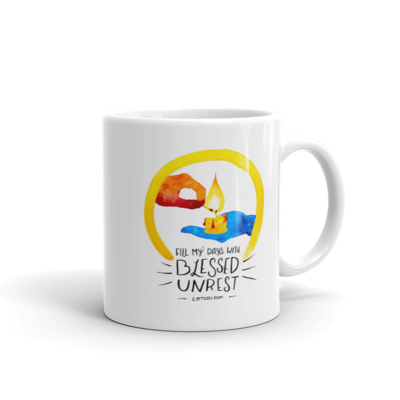 Blessed Unrest Mug
