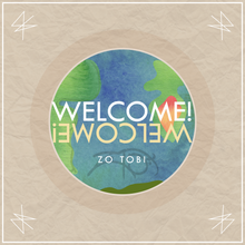 Welcome! Welcome! (digital single & songbook)