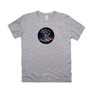 Give the Gift unisex t-shirt (Milky Way)