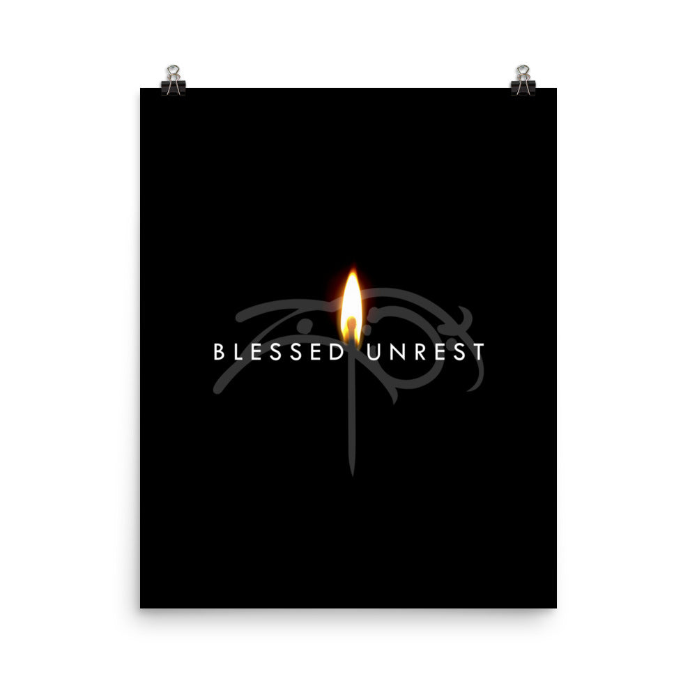 Blessed Unrest - Album poster