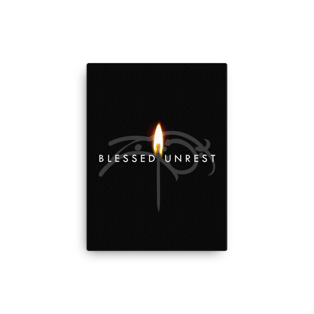 Blessed Unrest - Album canvas