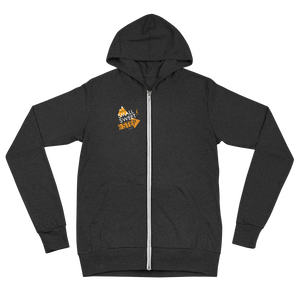 Small Sweet Step Zip Hoodie