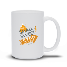 Small Sweet Step Mug (white)