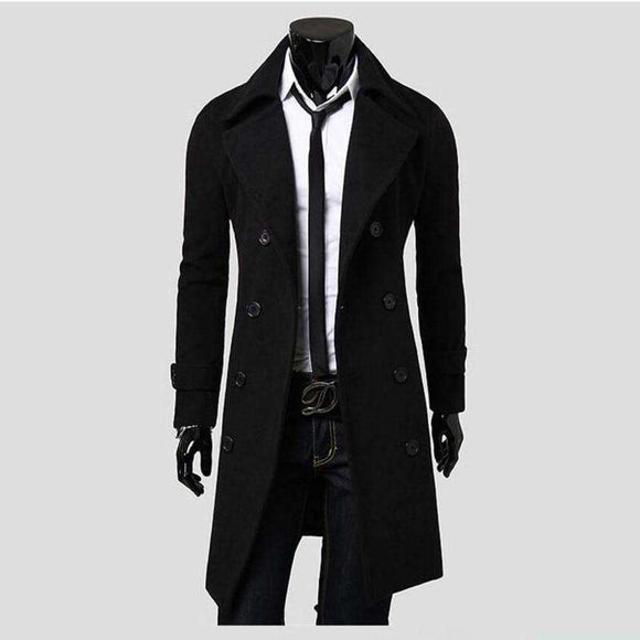 Fashion Outwear For Her And For Him - Mens Coat