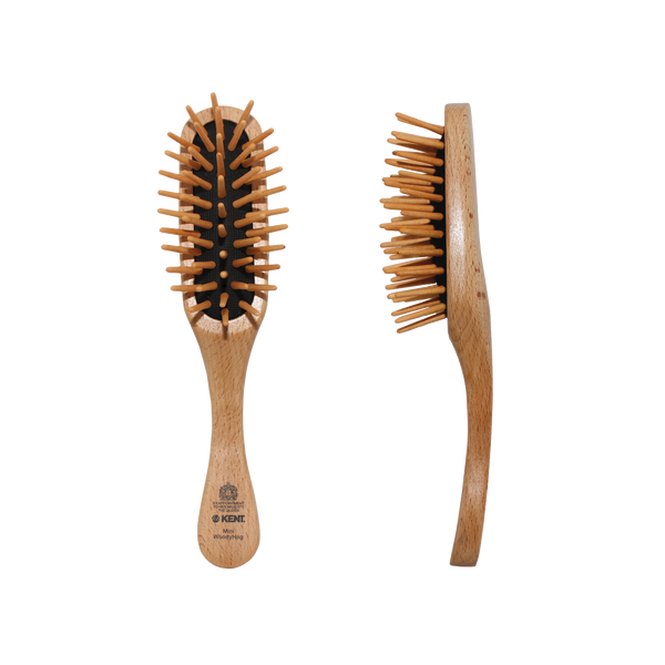 Kent Woodyhog beard brush