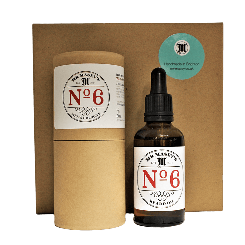 Cologne and Beard Oil Kit