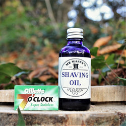 Shavette Blades With Shaving Oil - Shave Club