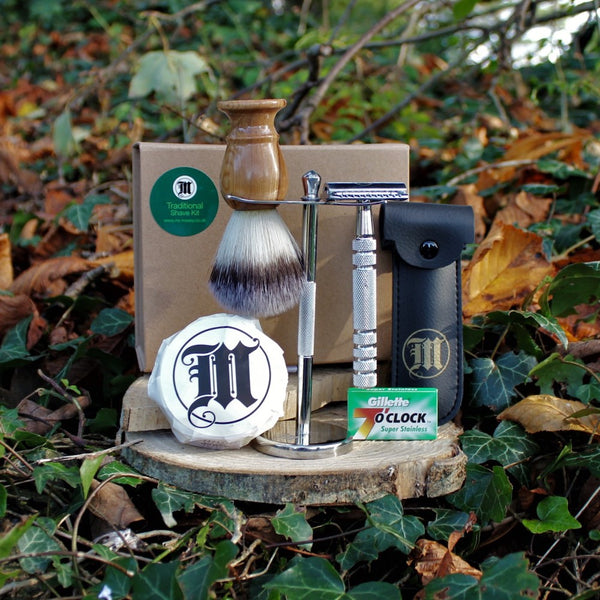 Mr Masey's Ultimate Shave Kit