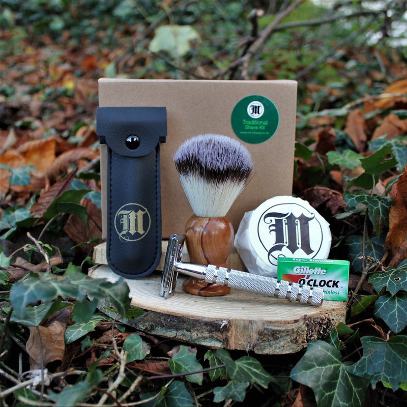Mr Masey's Complete Shaving Kit