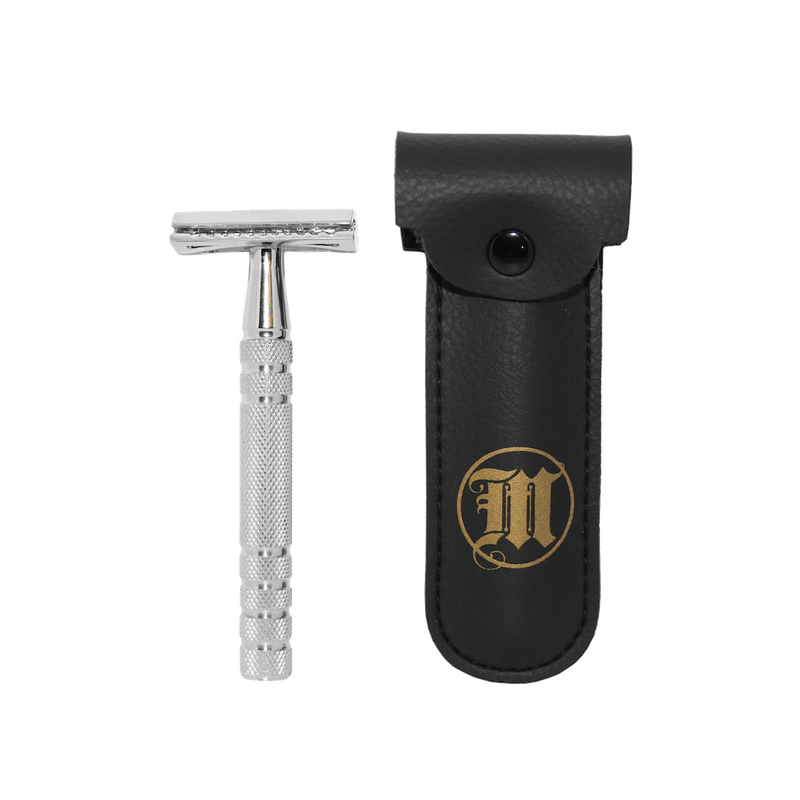 Traditional Double Edge Steel Safety Razor
