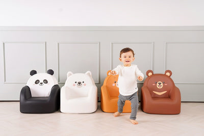 Bear Friends Luxury Kids Sofa By PBK