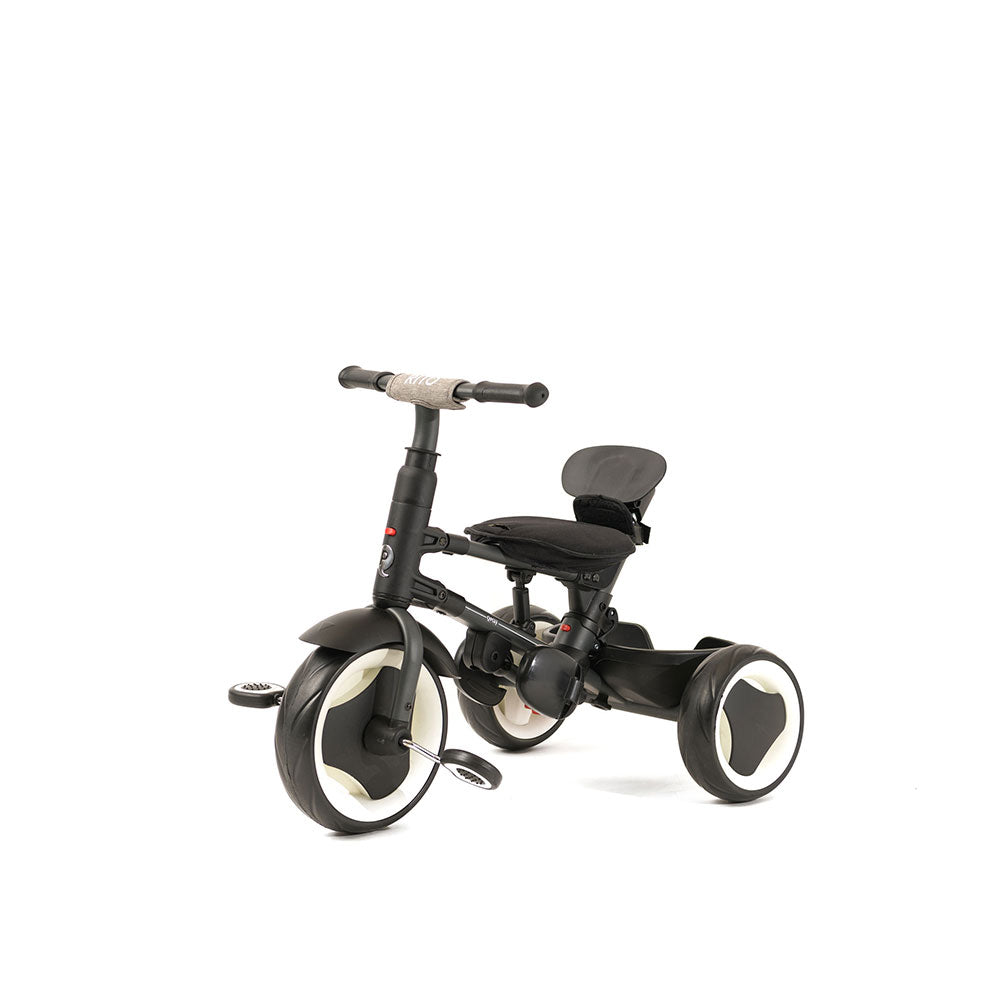 Grey Rito Folding Trike - Folding Kids Trike