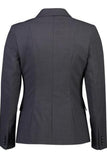 Ladies 2 Button Fitted Jacket