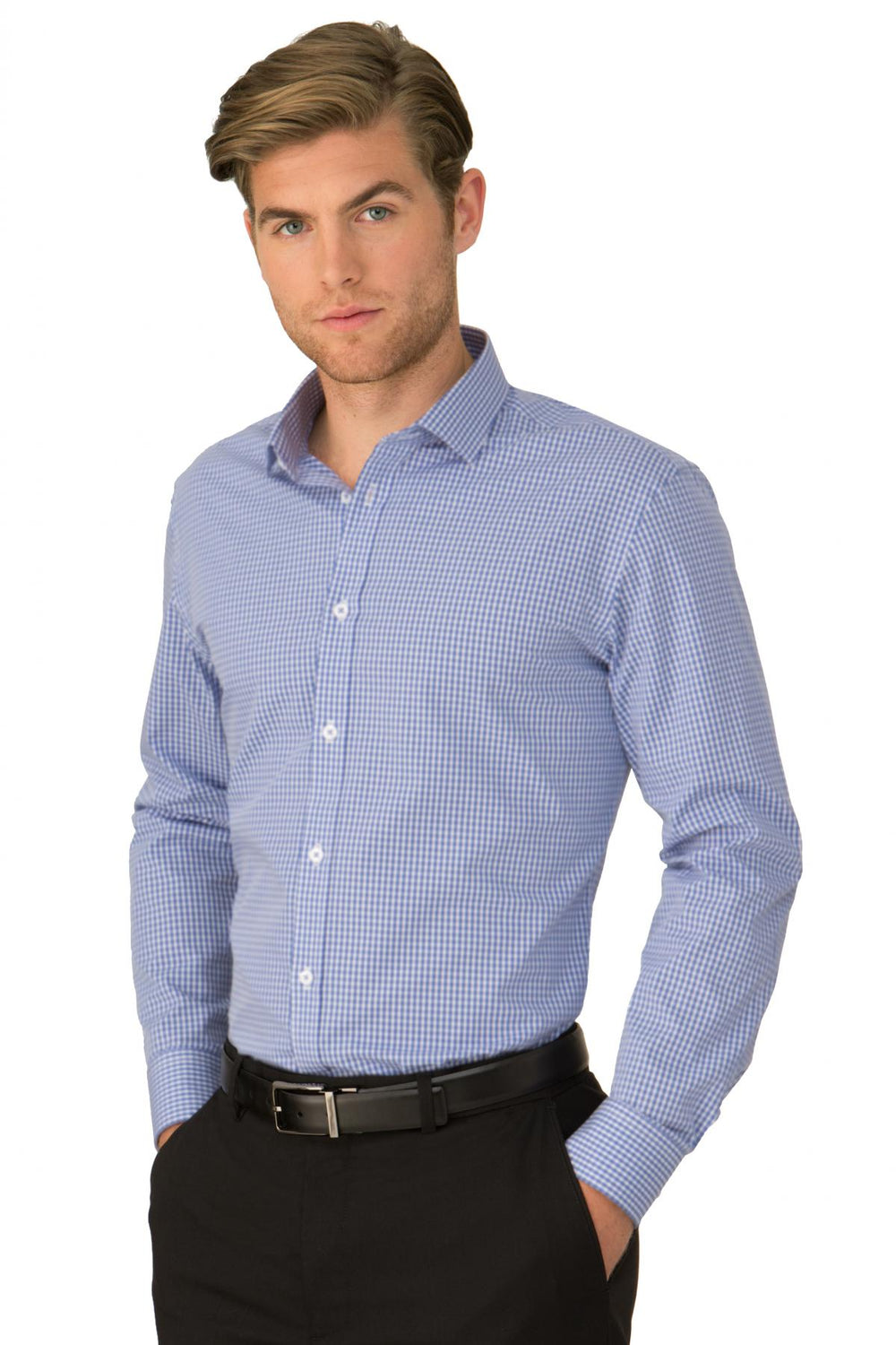 Mens So Ezy Check Shirt