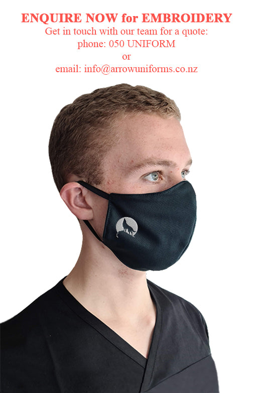 NZ Made Washable Face Mask