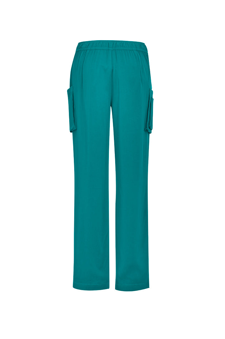Womens Avery Multi-Pocket Straight Leg Pant