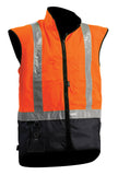 Day/Night Fleece Lined Stamina Vest