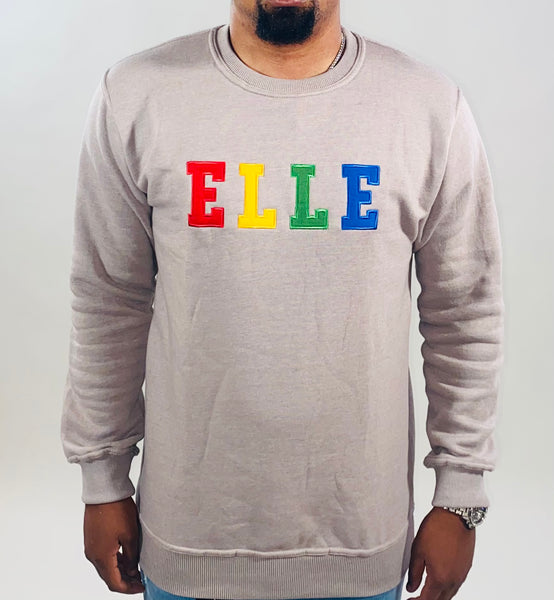 Reconstructed ELLE Sweaters