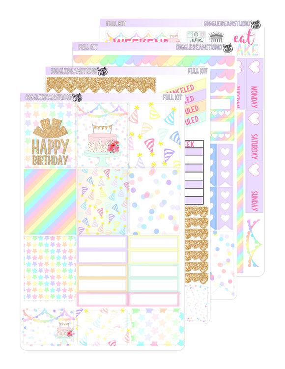 Birthday Weekly Kit | EC/TN Weekly Kit