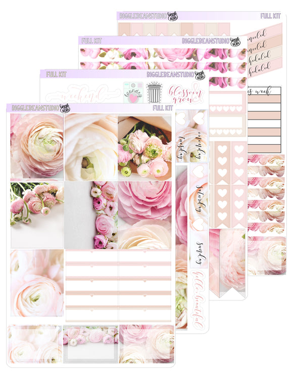 La Vie en Rose Weekly Kit | EC/TN Weekly Kit