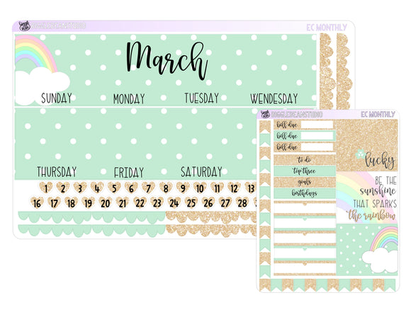 EC Monthly - March Lucky