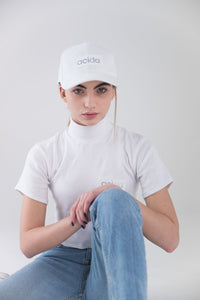 ACIDA® GYM CAP WHITE