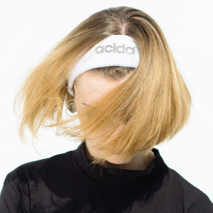 ACIDA® HEADBAND WHITE