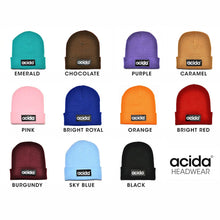 Load image into Gallery viewer, ACIDA® BEANIE HAT