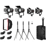 Fillex Lighting Kit (4 Fixtures)