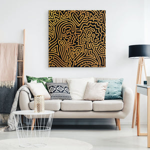 Amazed By Love Canvas Print - Canvas Wall Art 2