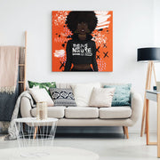 Anpu Minds: Negus By Nature - Canvas Wall Art 2