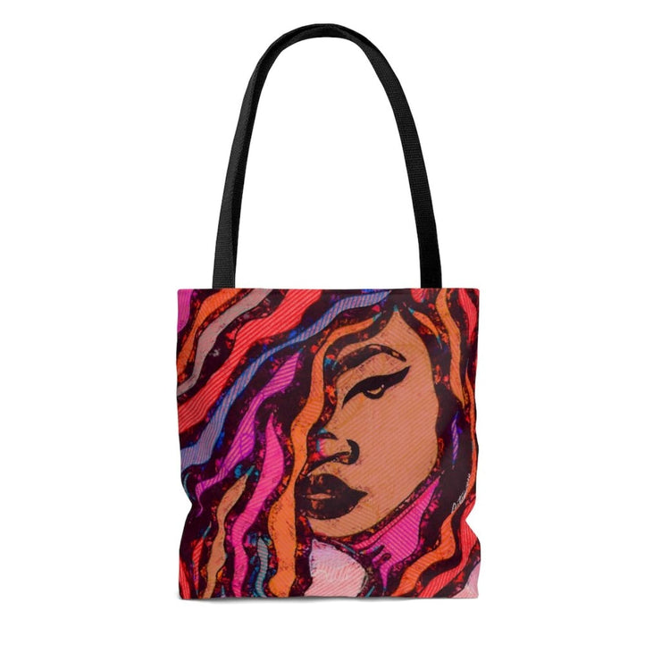 Asperous Beauty Tote Bag - Bags
