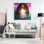 Beauty In Beauty Out Canvas Print - Canvas Wall Art 2