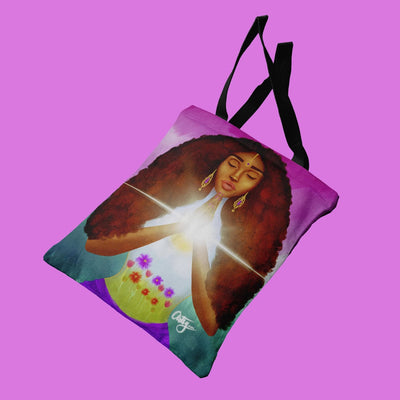 Beauty In Beauty Out Tote Bag - Bags