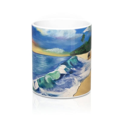 Calm Waters Mug 11oz - Mug