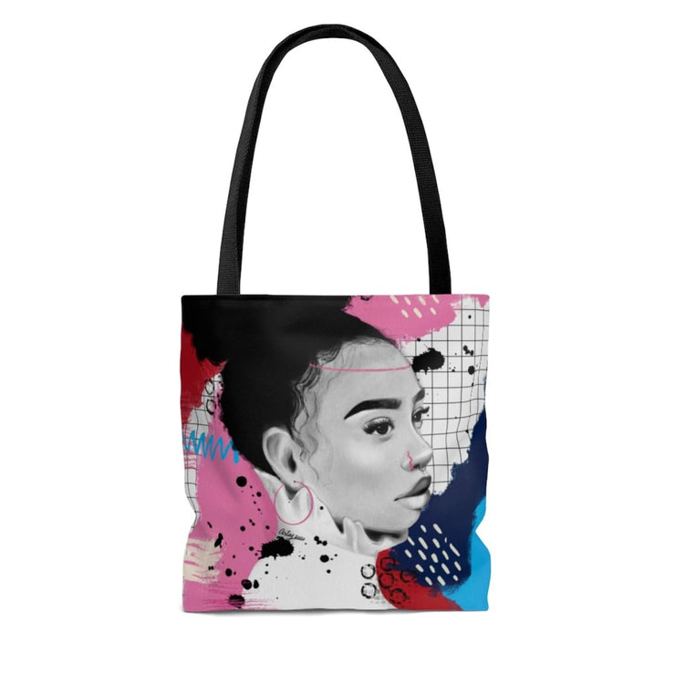 Chaos Formed Beauty Tote Bag - Bags