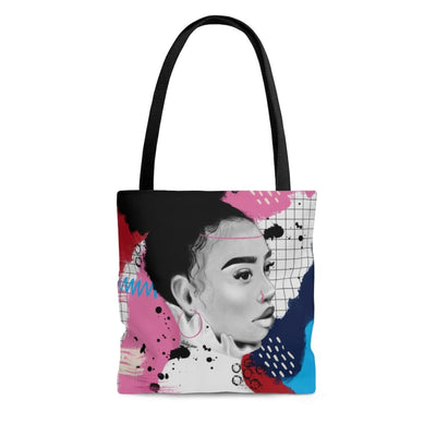 Chaos Formed Beauty Tote Bag - Large - Bags