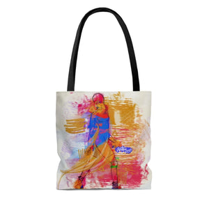 Chaotic Beauty Tote Bag - Bags