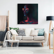 Dark Matter Canvas Print - Canvas Wall Art 2