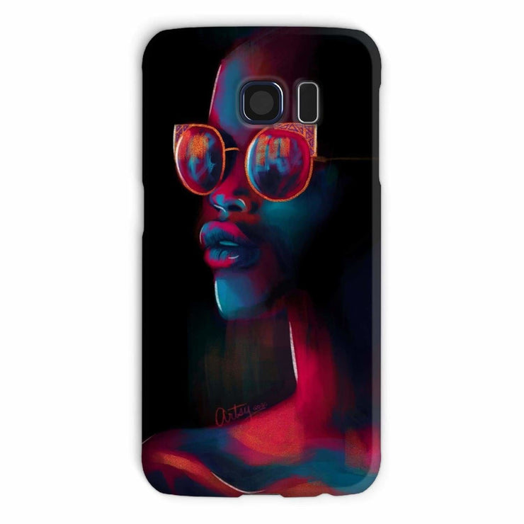 Dark Matter Phone Case - Galaxy S6 / Snap / Gloss - Phone & Tablet Cases