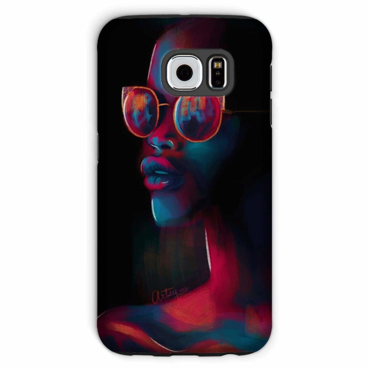 Dark Matter Phone Case - Galaxy S6 / Tough / Gloss - Phone & Tablet Cases