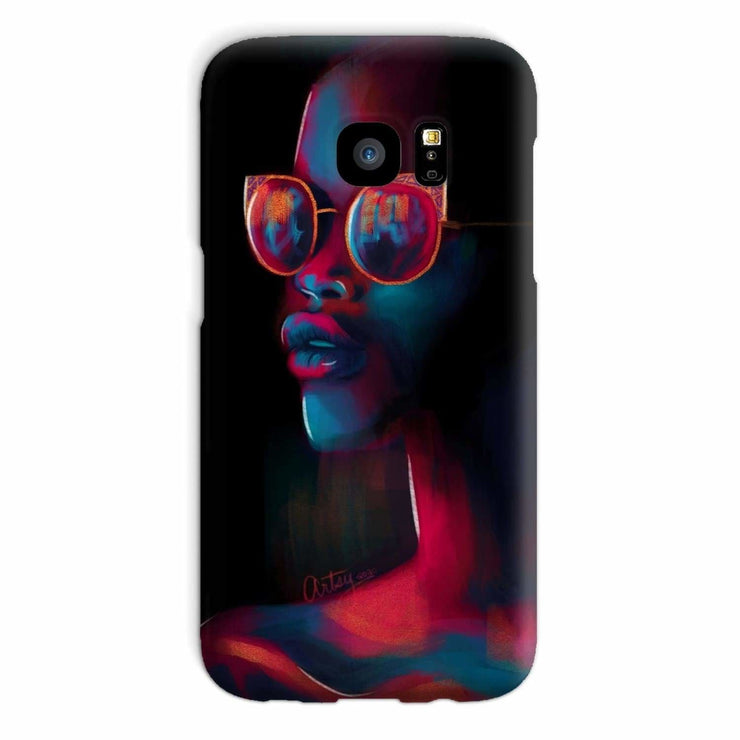 Dark Matter Phone Case - Galaxy S7 / Snap / Gloss - Phone & Tablet Cases