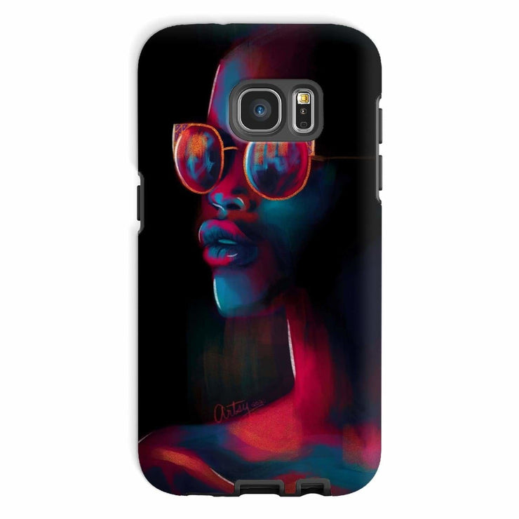 Dark Matter Phone Case - Galaxy S7 / Tough / Gloss - Phone & Tablet Cases