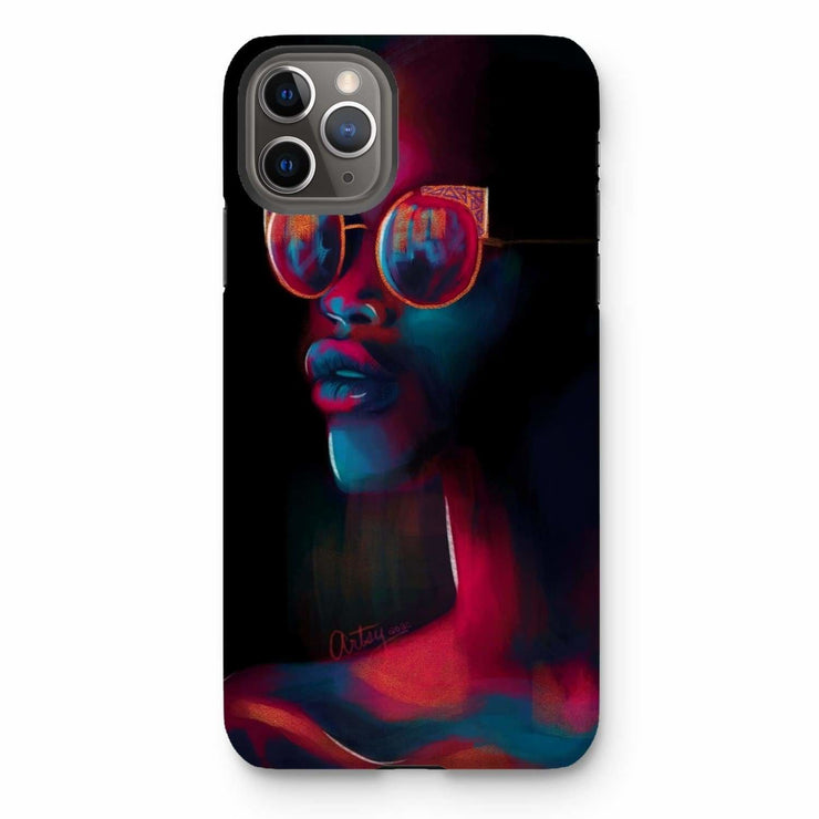 Dark Matter Phone Case - iPhone 11 Pro Max / Tough / Gloss - Phone & Tablet Cases