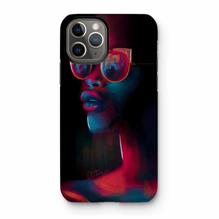 Dark Matter Phone Case - iPhone 11 Pro / Tough / Gloss - Phone & Tablet Cases