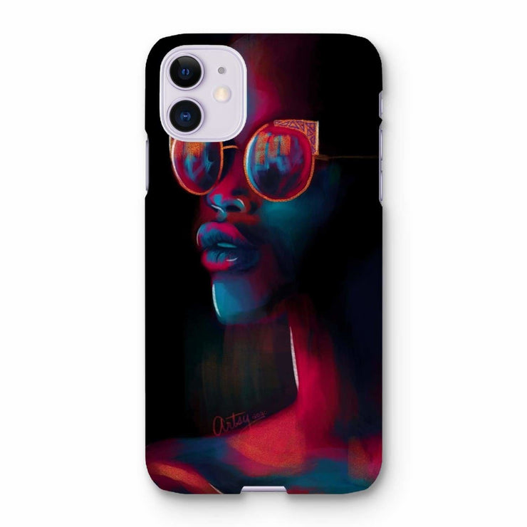 Dark Matter Phone Case - iPhone 11 / Snap / Gloss - Phone & Tablet Cases