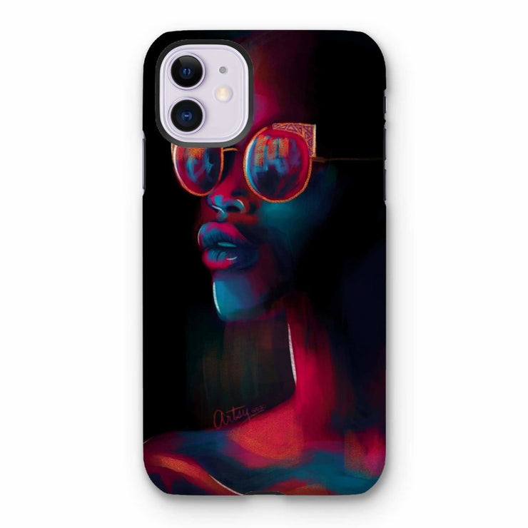 Dark Matter Phone Case - iPhone 11 / Tough / Gloss - Phone & Tablet Cases