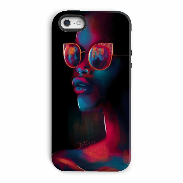 Dark Matter Phone Case - iPhone 5/5s / Tough / Gloss - Phone & Tablet Cases