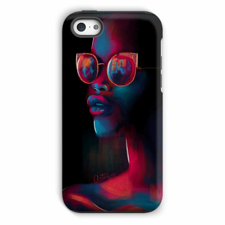 Dark Matter Phone Case - iPhone 5c / Tough / Gloss - Phone & Tablet Cases